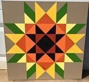Barn Quilt Sunflower Class – Saturday