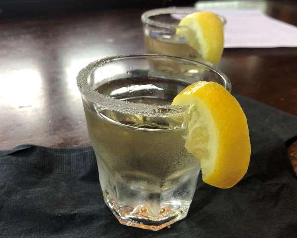 Vodka Tasting!